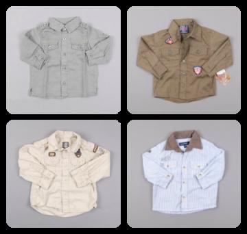 camisas quiquilo militar